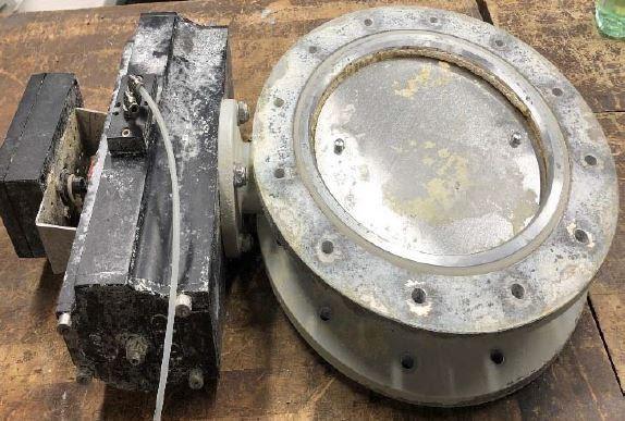 butterfly valve repair