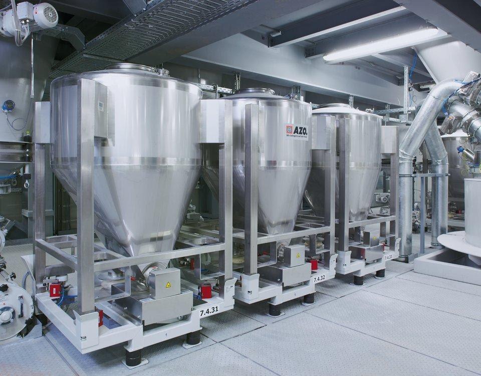intermediate bulk containters